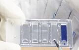 Cell analyzer slides