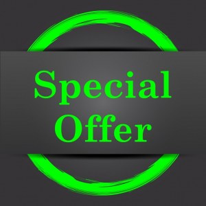End of year offer on Equipment