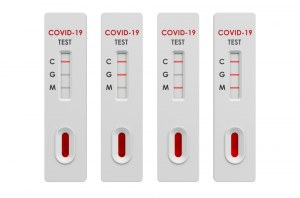 COVID-19 : Rapid tests in limited stock - 48H delivery and 40% off