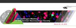 13th Göttingen Meeting of the German Neuroscience Society